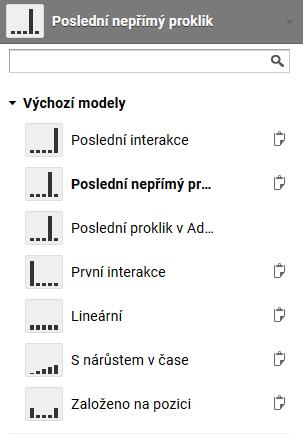 atribuční modely