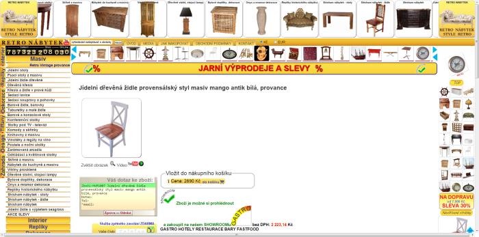 priklad spatneho webdesignu