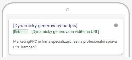 dynamické reklamy ve vyhledávání (1)