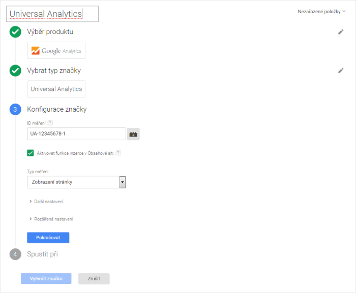 gtm google analytics
