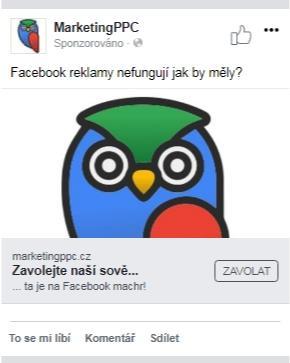 facebook reklama volani